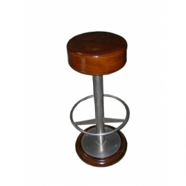 Tabouret de bar paquebot NORWAY