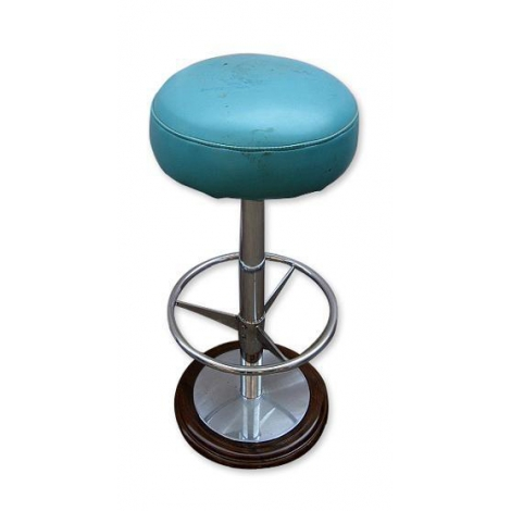 Tabouret de bar du paquebot NORWAY